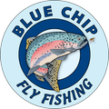 Blue Chip Fly Fishing logo